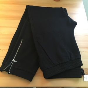 NEW Ankle Zip Joggers